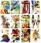 Salvador Dali_Alice in Wonderland
