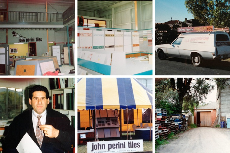 John Perini Tiles Bendigo