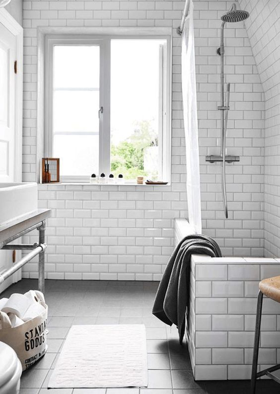 Scandinavian Bathroom1