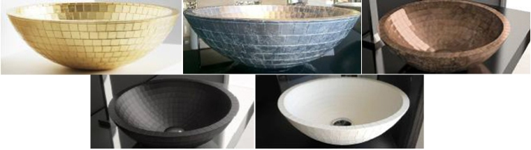 Perini Mosaic Basins