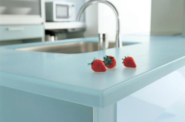 glass-kitchen-benchtop