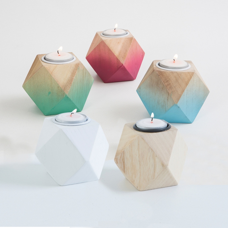 Geometrix Tealight Holder