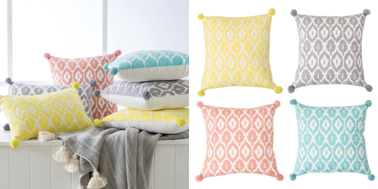 Sumatra Square Cushion