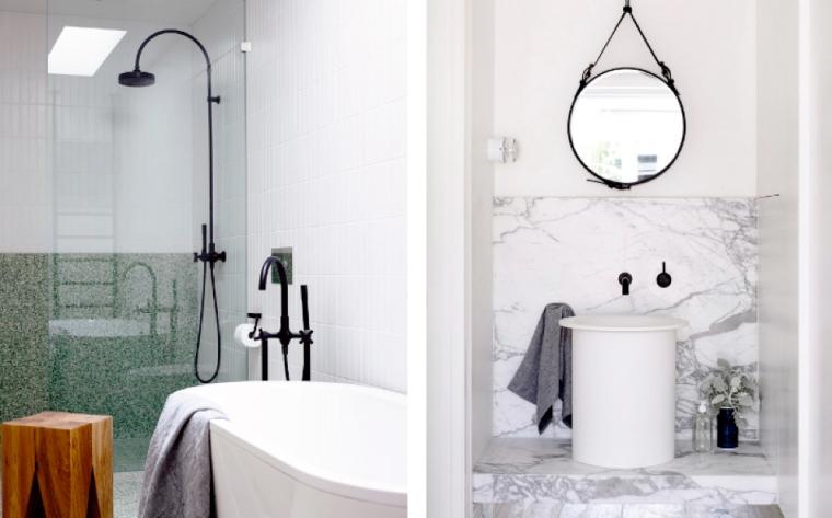 black-bathroom-fittings
