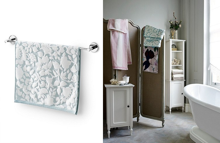 floral-towel-our-top-10-bathroom-accessories_by-diamond-interiors